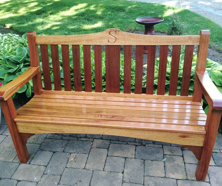20 Ideas For Garden Accessories And Outdoor Wooden Pallets Furniture I Decided Needed A New Bench My Patio Went To Buy Some Teak Outrageously