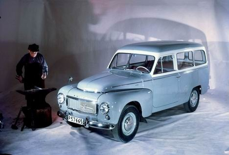 Volvo herrgårdsvagnar - en resa med mycket bagage | Sportbilen 2.0