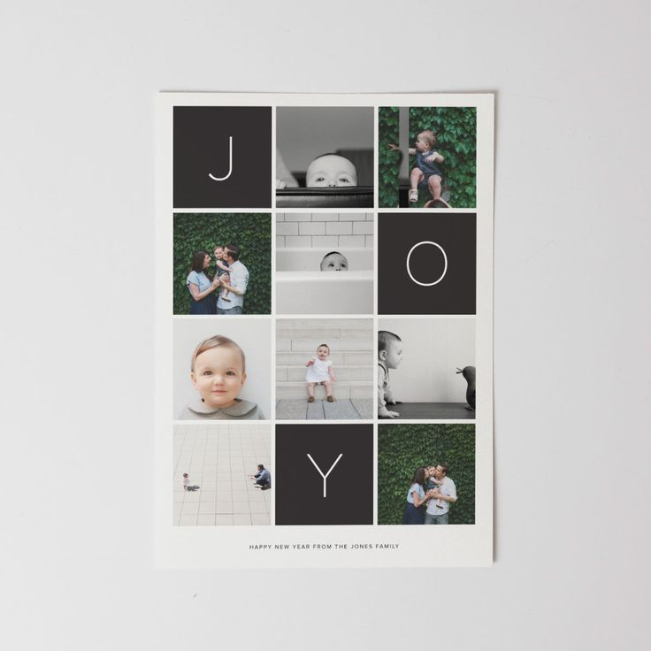 FLAT CARD This 5x7 flat card is printed on premium quality 100% recycled paper. Customize the design with your favorite photo and a personalized greeting.