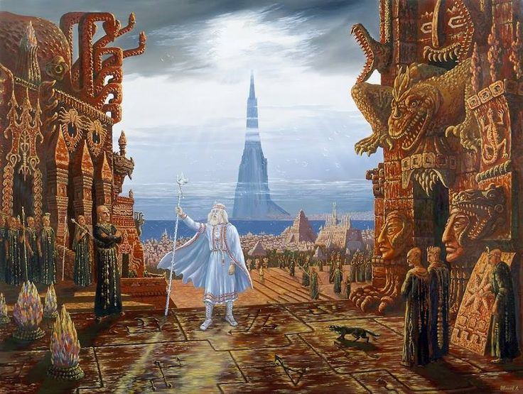 The blessed nation called Hyperborea, where men reach an extreme age, are blessed from illness and enjoy sunlight and enjoyable temperature. One does not die unless they choose to do so by jumping off a lofty rock.