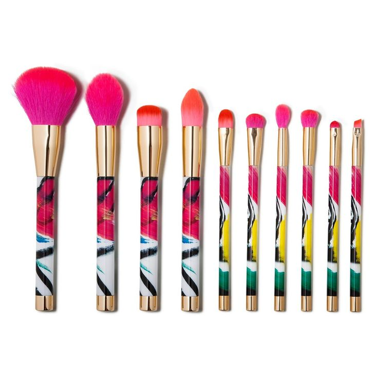 Sonia Kashuk Limited Edition - Brush Set...I need these in my life!