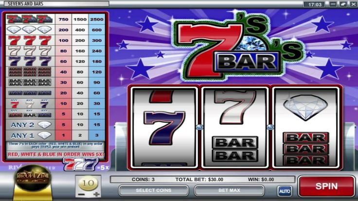 Play Sevens and Bars Mini™ slots online for free at Slotozilla.com: http://www.slotozilla.com/free-slots/sevens-bars-mini .