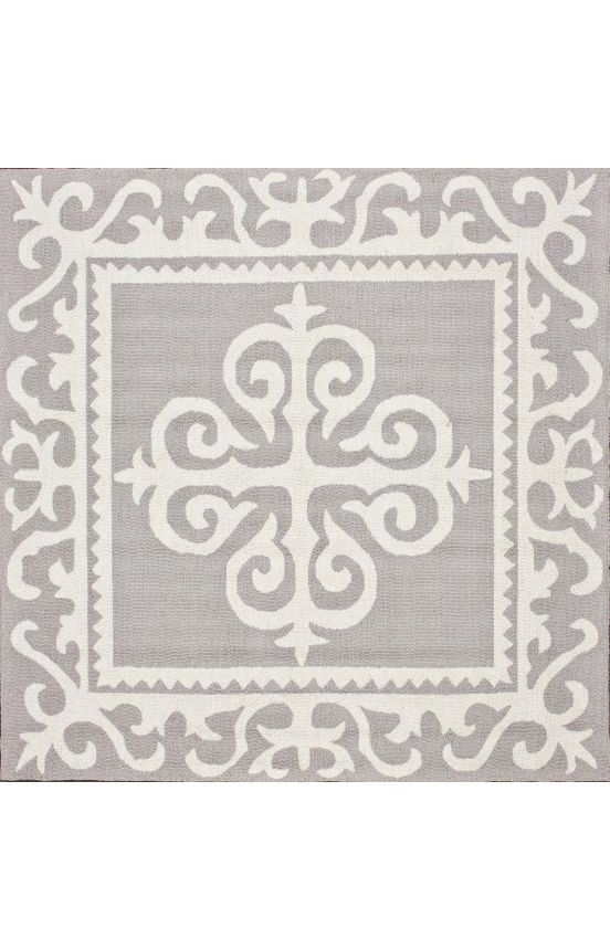 Rugs USA Homespun Royal Enchant Rug 8 Square For Dining Room