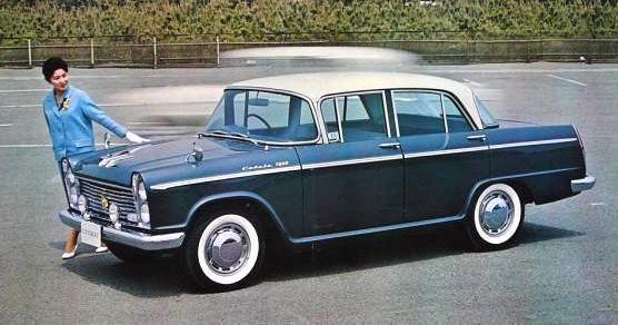 Nissan Cedric 1960