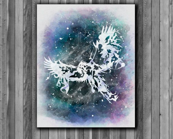 Patronus Phoenix Albus Dumbledore Harry by digitalaquamarine