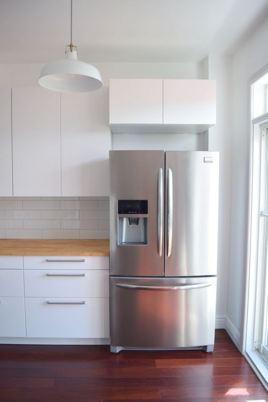 What to look for when buying a Refrigerator and a review of the Frigidaire Gallery Refrigerator