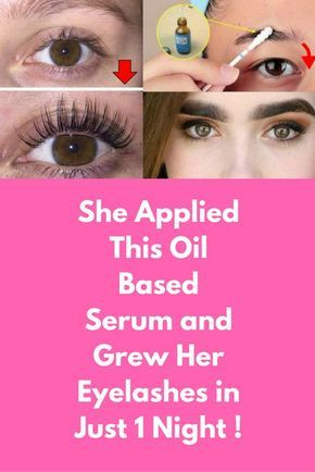 She Applied This Oil Based Serum and Grew Her Eyelashes in Just 1 Night ! Thin Eyelashes is a common problem among women and the main reasons behind the same is genetic or dietary reasons, here is a very good home remedy to grow your eyelashes and eyebrows thicker fast and the best thing is that it involves ingredients which you commonly use for home remedies for your hair. Ingredients …