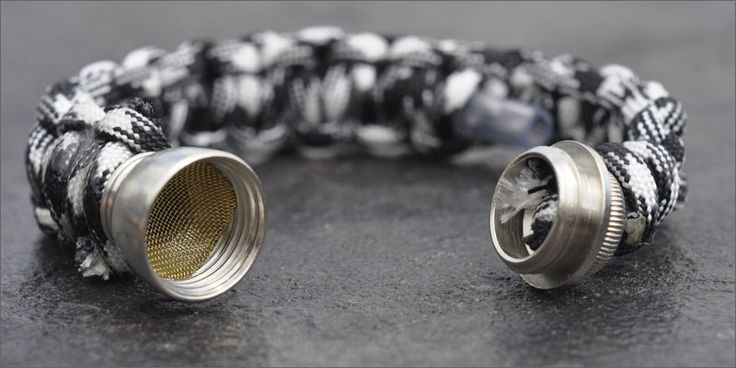 The Ultimate Accessory: How To Make A Paracord Pipe Bracelet