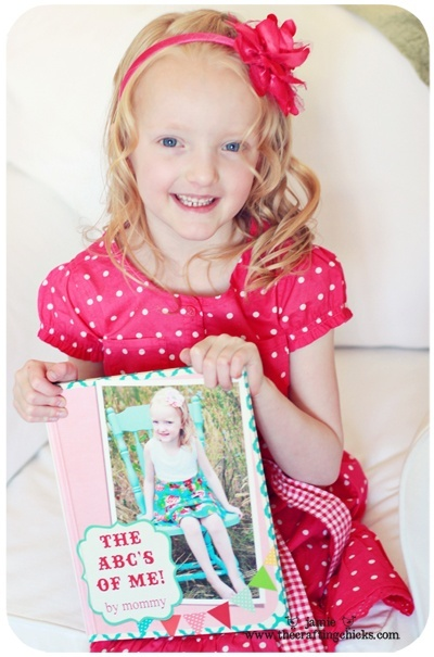 The ABCs of Me! book emma-grace