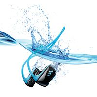 Sony® Walkman® sports MP3 player