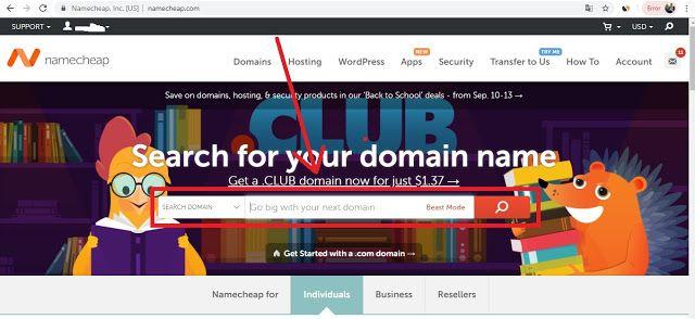 19+ Beli domain tanpa hosting info