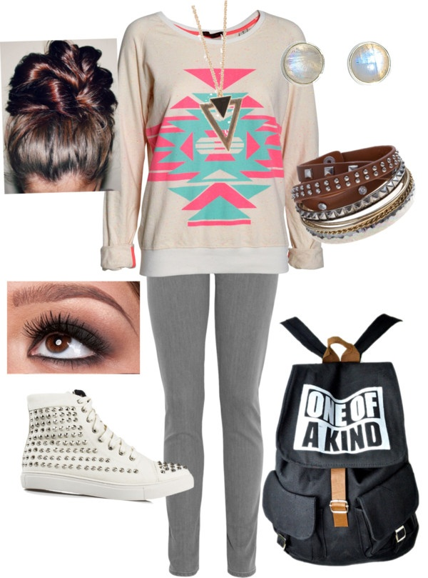 Cute School Outfit Fashan School Outfits Outfits Cute Outfits