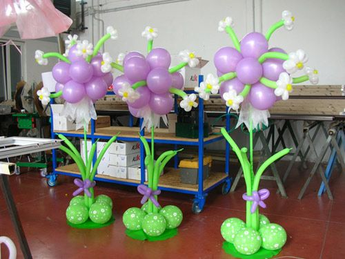balloon art | Frame Allestimenti Battesimi                                                                                                                                                                                 More