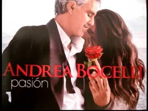 ▶ Andrea Bocelli 2013.Contigo en la distancia,Chica de Hipanema.Septiembre amor, - YouTube   QUE ROMANCE!!!!!!!!
