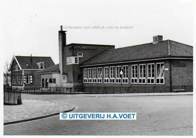 School aan de Bermweg in Capelle Schenkel