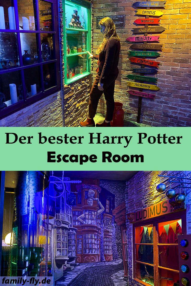 Der Bester Harry Potter Escape Room In Deutschland Ferien Deutschland Deutschland Escape Room