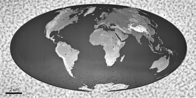3-D Nanolithograph World