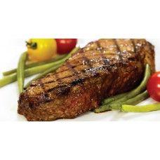 Cooked Sirloin Steak