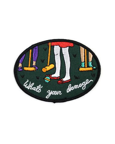 What's Your Damage Patchttp://www.strange-ways.com/collections/patches/products/whats-your-damage-patchh
