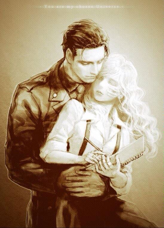 Fem Steve and Bucky ❤️ Why are Fem! Steve and Bucky fanfictions so hard to find????