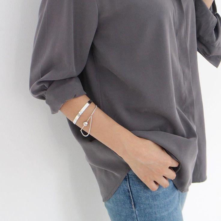 bangle silver plating jewelry design THEGOBO
