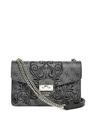 Guess Arianna Crossbody in Coal