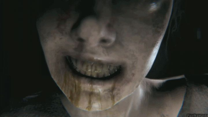 This is the scariest thing I have seen in a long while! Lisa from Silent Hills P.T. gives us quite the jumpscare in this game. The perfect game to play on Halloween!