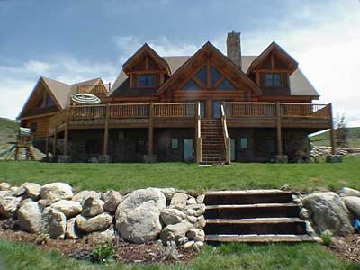 Best 25 luxury log cabins ideas on pinterest mountain for Cabins in steamboat springs