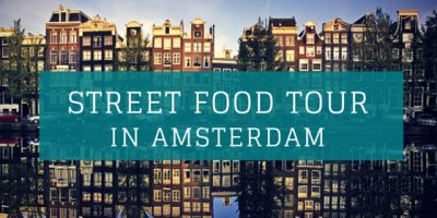 Street Food Tour in Amsterdam