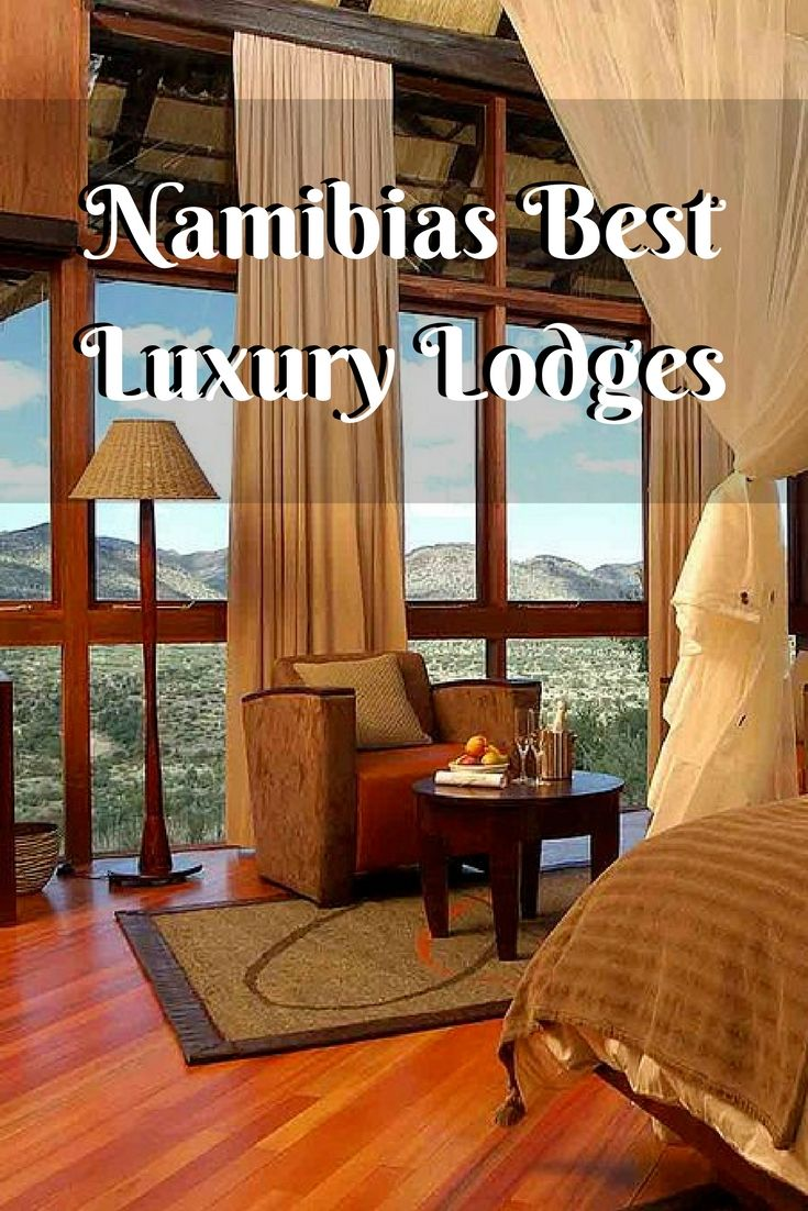 The Best Luxury Lodges in Namibia. From Amazing views & delicious meals, to unique travel experiences and spa treatments in the Heart of Africa.