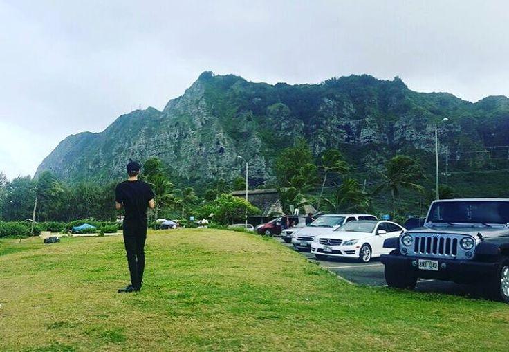 Sehun's IG Update in Hawaii