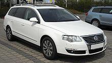 Volkswagen Passat B6 – 2005
