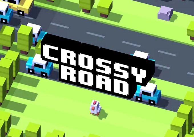 Psy, Crossy Road'da: Oppa Crossy Road!