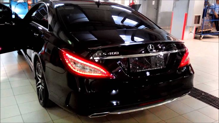 Walkaround with 360 Camera CLS 400 AMG Dynamic and short drive