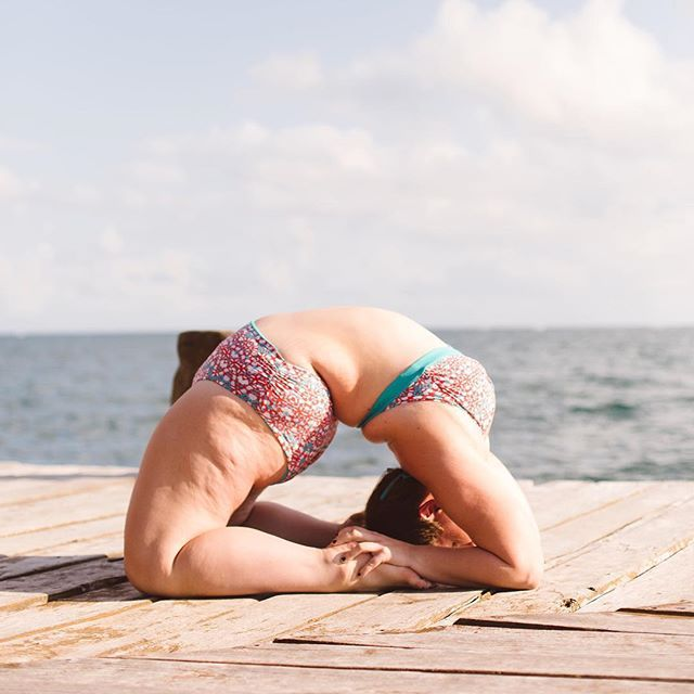 Pin for Later: These Yogis Prove That EVERYBody Has the Perfect Body For Yoga