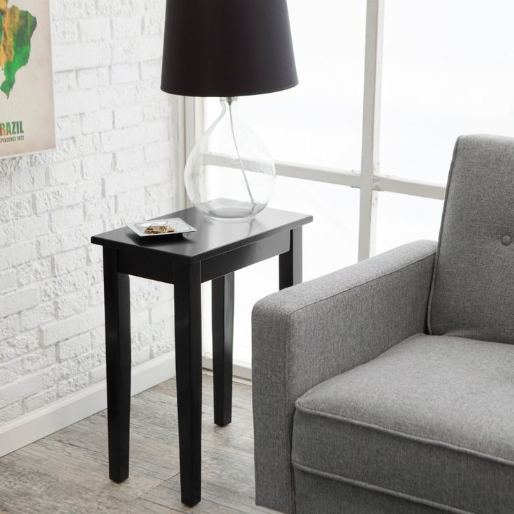 minimalist black side table black side tables living room design