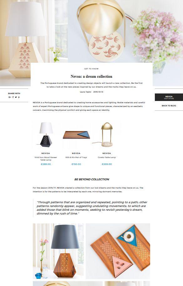 Nevoa: a dream collection | UNIKSTORE Blog