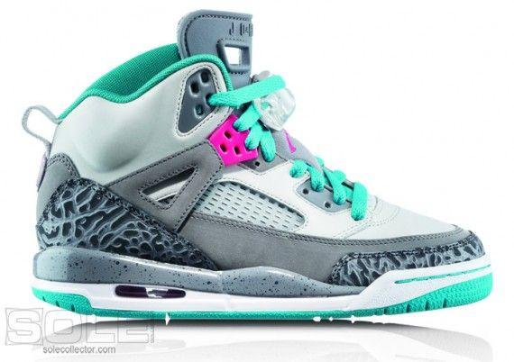 Jordan Brand Boys & Girls Footwear for 2010