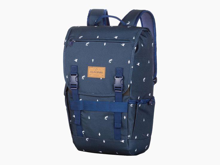 Dakine Ledge – blue skate and school backpack / Dakine Ledge – modrý skate/školní batoh  #dakine #blue #backpack #ledge  http://www.urbag.cz/batohy-tasky-dakine-vyber-kolekce-podzim-zima-2014/
