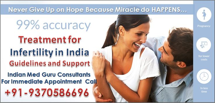 Treatment For Infertility In India : Guidelines And Support