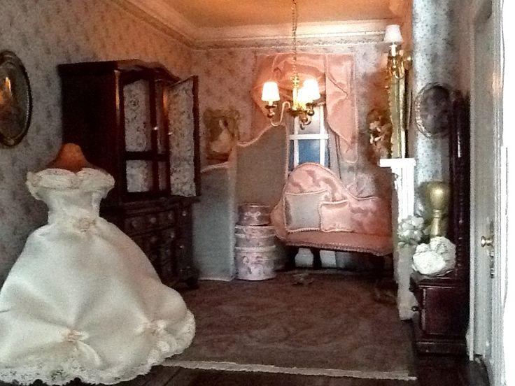 Dollshouse dressing room
