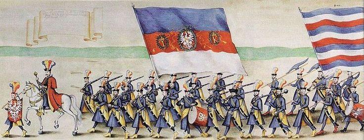 Rulon polski, ok. 1605r/ Fragment