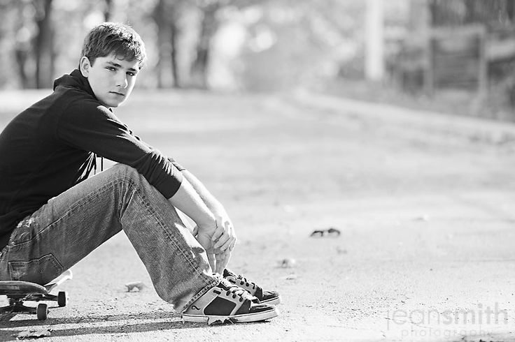 photography by jean smith :: love this senior guy's session