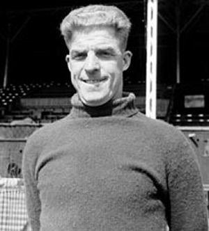 Sam Bartram. Charlton Athletic.