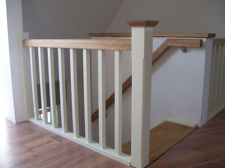 Patrick Lenaerts - Specialist in het bekleden van betonnen trappen in hout & balustrades
