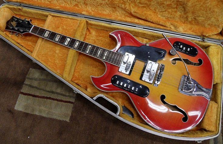 1960s goya rangemaster guitar funky guitars pinterest guitars for sale vintage and for sale. Black Bedroom Furniture Sets. Home Design Ideas