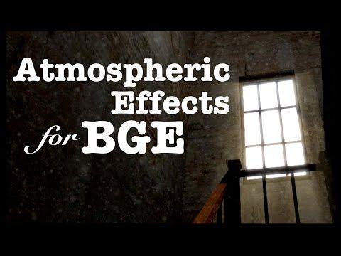 Creating Atmospheric Effects for the Blender Game Engine - BlenderNation