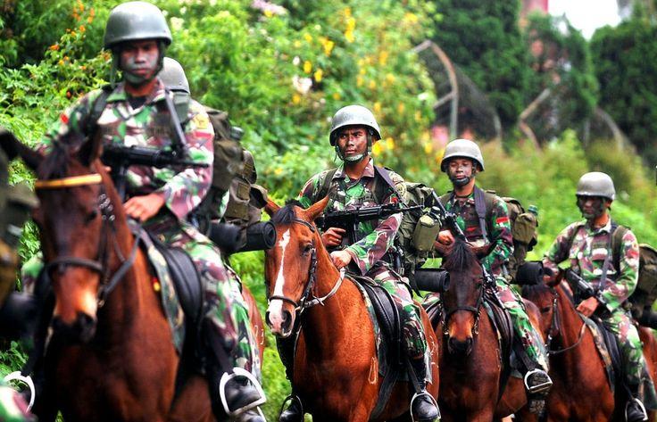 IDN Armed Forces Cavalry War Horse Detachment:  Detasemen Kavaleri Berkuda Image result for kavaleri berkuda