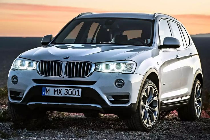 2016 BMW X3 SUV Pricing & Features | Edmunds