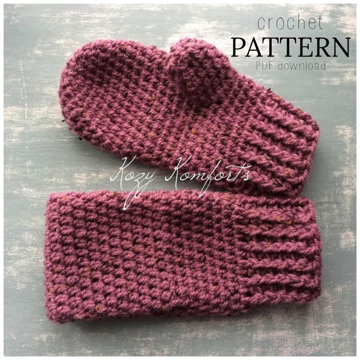 """Thanks for the kind words! ★★★★★ """"I was afraid this would be a difficult pattern but it was so easy to understand.  I have orders from the nephews for Christmas already!  New England gets chilly so they are excited to use their beer mittens at the games."""" Diane D."""